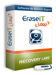 eraseit-loop. data recovery software. Recovery Labs